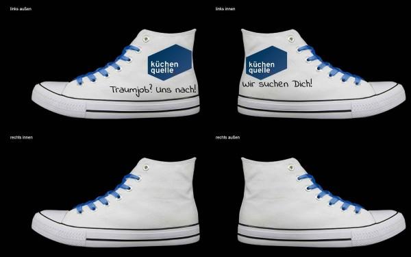 Schuh (Design: 4293 )Sneaker High