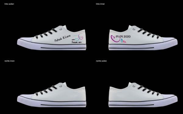 Schuh (Design: 7333 )Sneaker Low