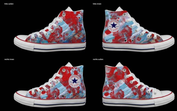 Schuh (Design: 7908 )Converse High