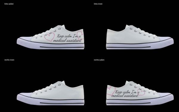 Schuh (Design: 7902 )Sneaker Low
