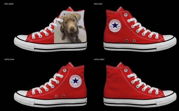 Schuh (Design: 7560 )Converse High