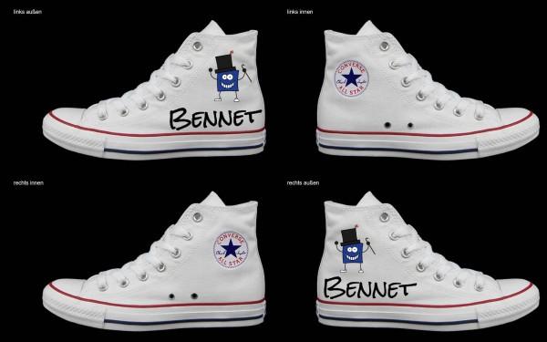 Schuh (Design: 5754 )Converse High