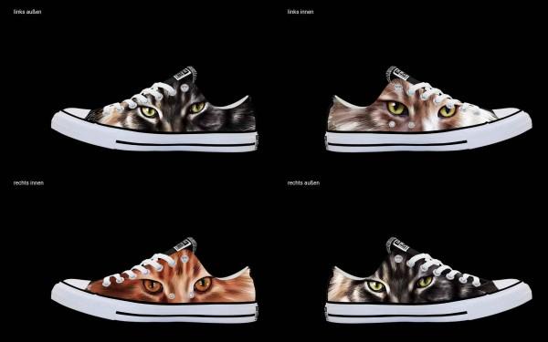 Schuh (Design: 7187 )Converse Low