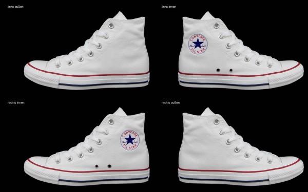 Schuh (Design: 7562 )Converse High