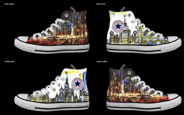Schuh (Design: 7215 )Converse High