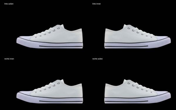 Schuh (Design: 7454 )Sneaker Low
