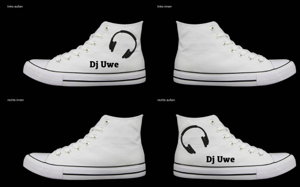 Schuh (Design: 5729 )Sneaker High