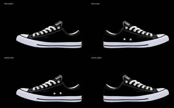Schuh (Design: 4876 )Converse Low