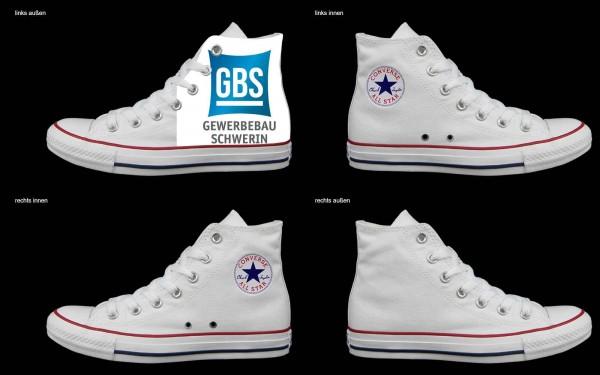 Schuh (Design: 4274 )Converse High
