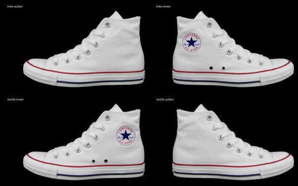 Schuh (Design: 3488 )Converse High