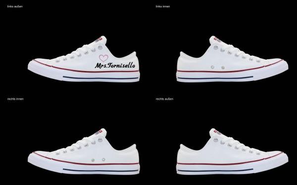 Schuh (Design: 4834 )Converse Low