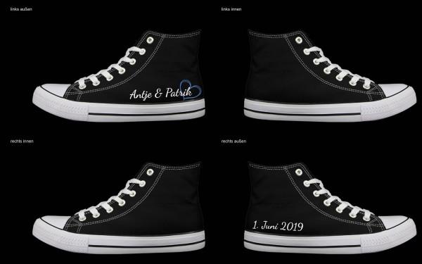 Schuh (Design: 4871 )Sneaker High