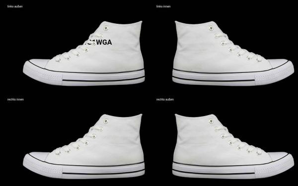 Schuh (Design: 8011 )Sneaker High