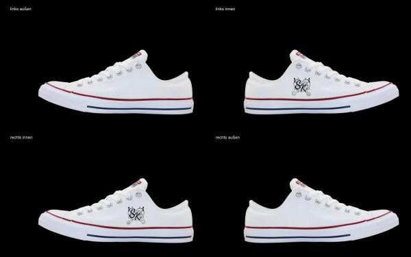 Schuh (Design: 7626 )Converse Low