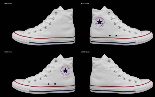 Schuh (Design: 7160 )Converse High