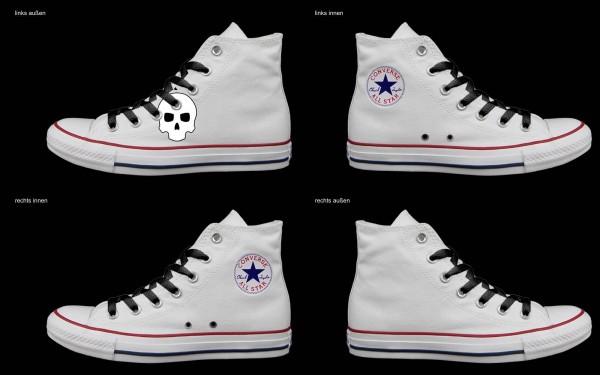 Schuh (Design: 7613 )Converse High