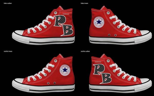 Schuh (Design: 7550 )Converse High