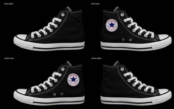 Schuh (Design: 4896 )Converse High