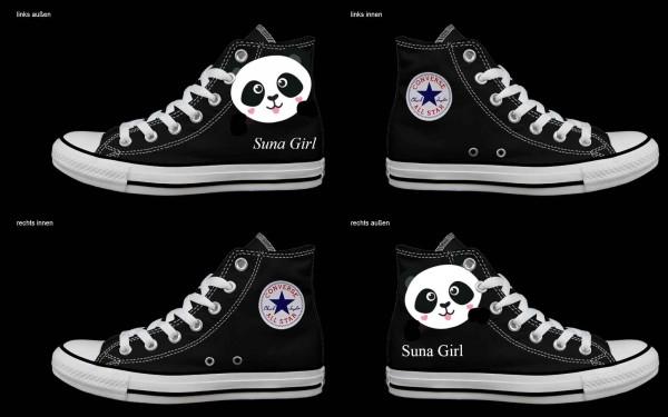 Schuh (Design: 4846 )Converse High