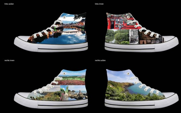 Schuh (Design: 8082 )Sneaker High