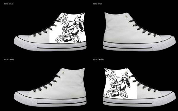 Schuh (Design: 7427 )Sneaker High