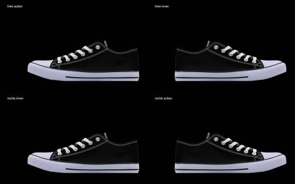 Schuh (Design: 3255 )Sneaker Low