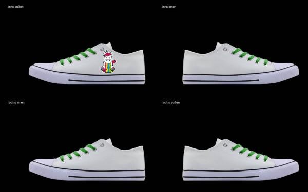 Schuh (Design: 4351 )Sneaker Low