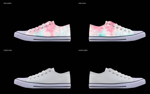 Schuh (Design: 8193 )Sneaker Low