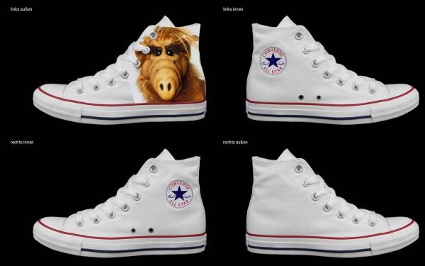 Schuh (Design: 4883 )Converse High
