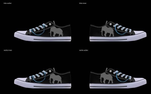 Schuh (Design: 5743 )Sneaker Low