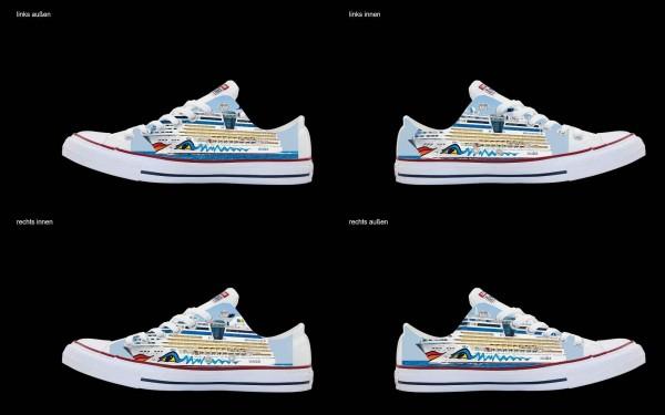 Schuh (Design: 4152 )Converse Low