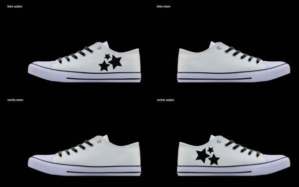 Schuh (Design: 5477 )Sneaker Low