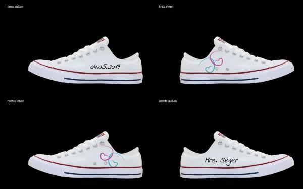 Schuh (Design: 4109 )Converse Low