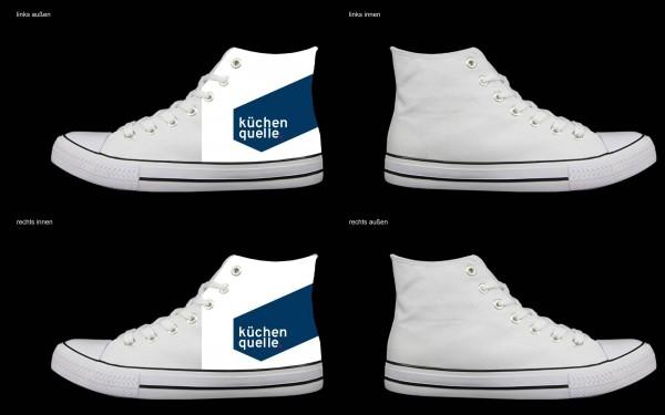 Schuh (Design: 4388 )Sneaker High