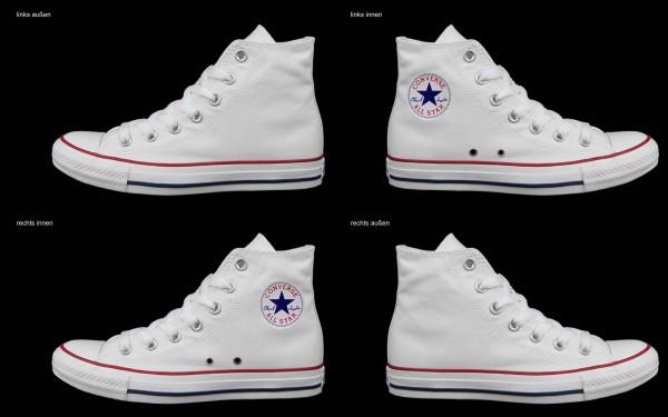 Schuh (Design: 4377 )Converse High