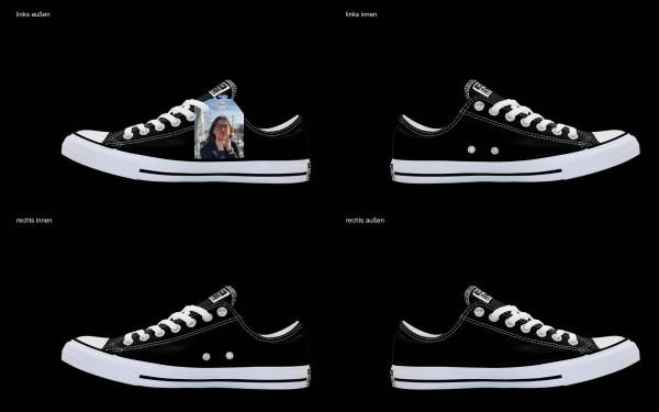 Schuh (Design: 7616 )Converse Low