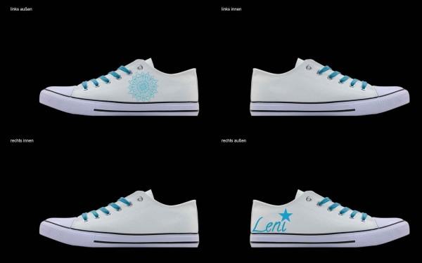 Schuh (Design: 7967 )Sneaker Low