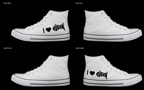 Schuh (Design: 4850 )Sneaker High