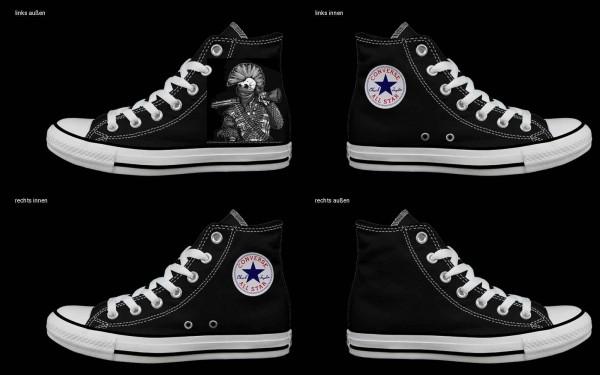 Schuh (Design: 7261 )Converse High