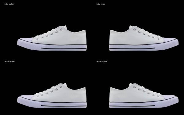 Schuh (Design: 8079 )Sneaker Low