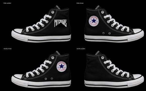 Schuh (Design: 7137 )Converse High