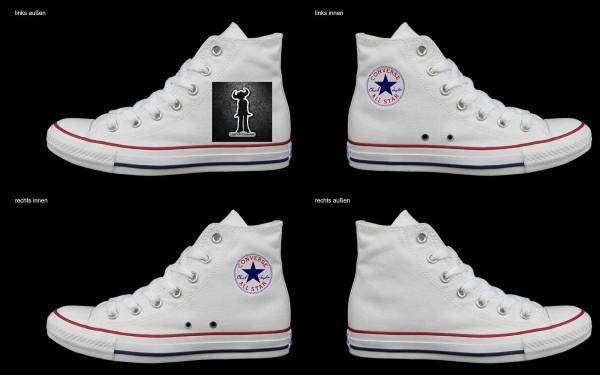 Schuh (Design: 7920 )Converse High