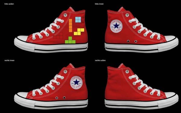 Schuh (Design: 6608 )Converse High
