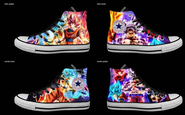Schuh (Design: 5381 )Converse High