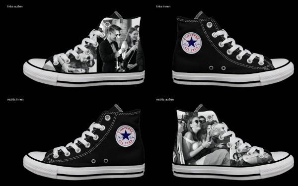 Schuh (Design: 7671 )Converse High