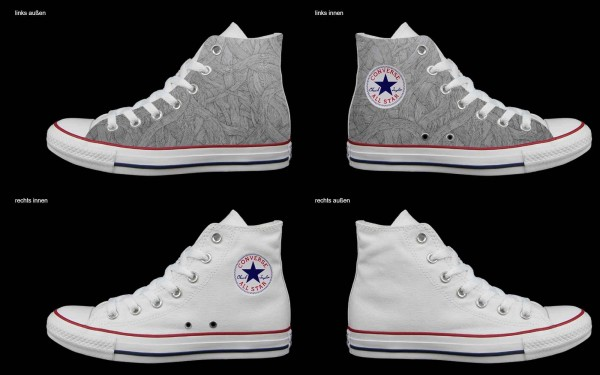 Schuh (Design: 7489 )Converse High