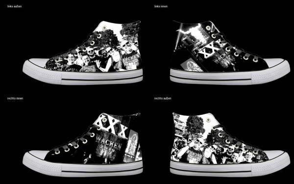 Schuh (Design: 7917 )Sneaker High