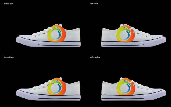 Schuh (Design: 6655 )Sneaker Low