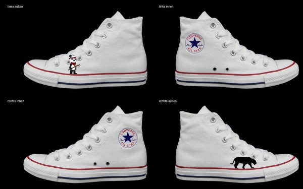 Schuh (Design: 4427 )Converse High
