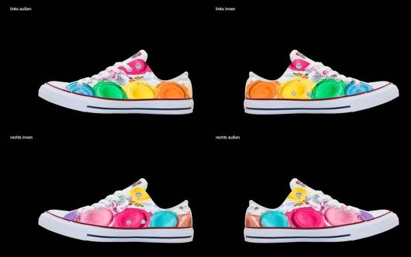 Schuh (Design: 4402 )Converse Low